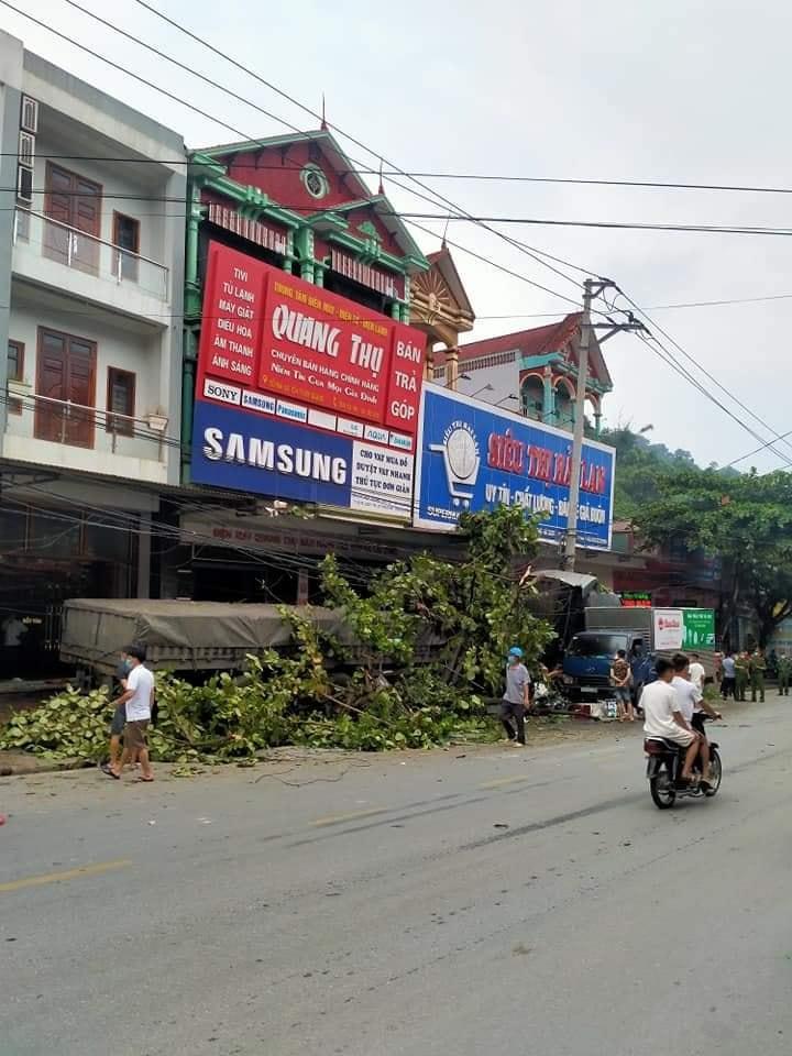 truck driver crashes donate 1