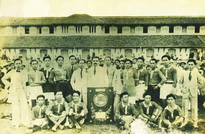 vietnam football early history
