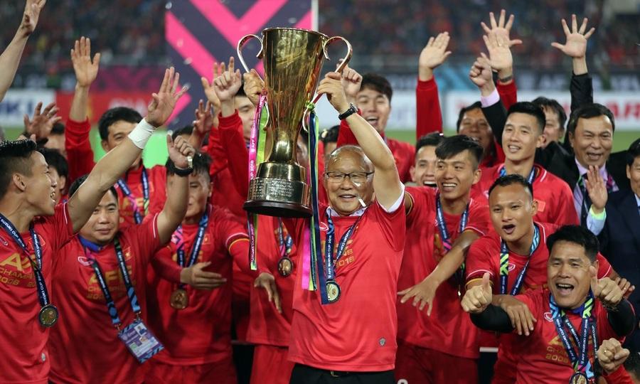 vietnam football team history - aff cup 2018