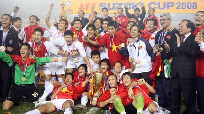 vietnam football team history - aff cup 2008