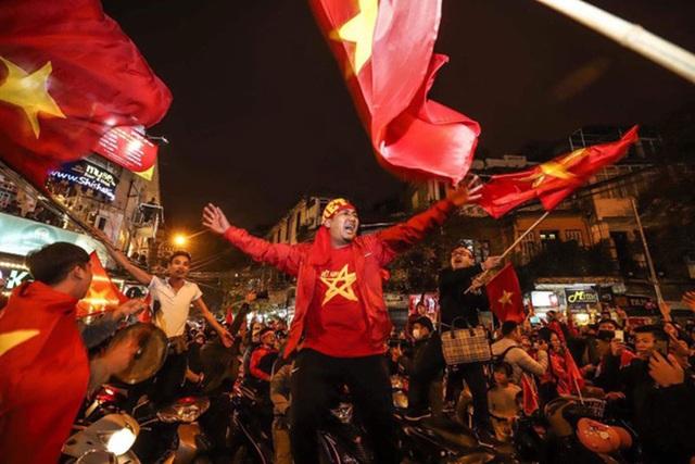 vietnam vs qatar celebration