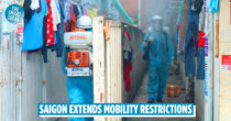 Saigon Hits >3,300 Covid-19 Cases This Morning, City-Wide Restrictions Heightened
