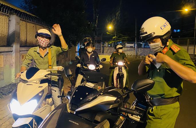 police escorted man 2