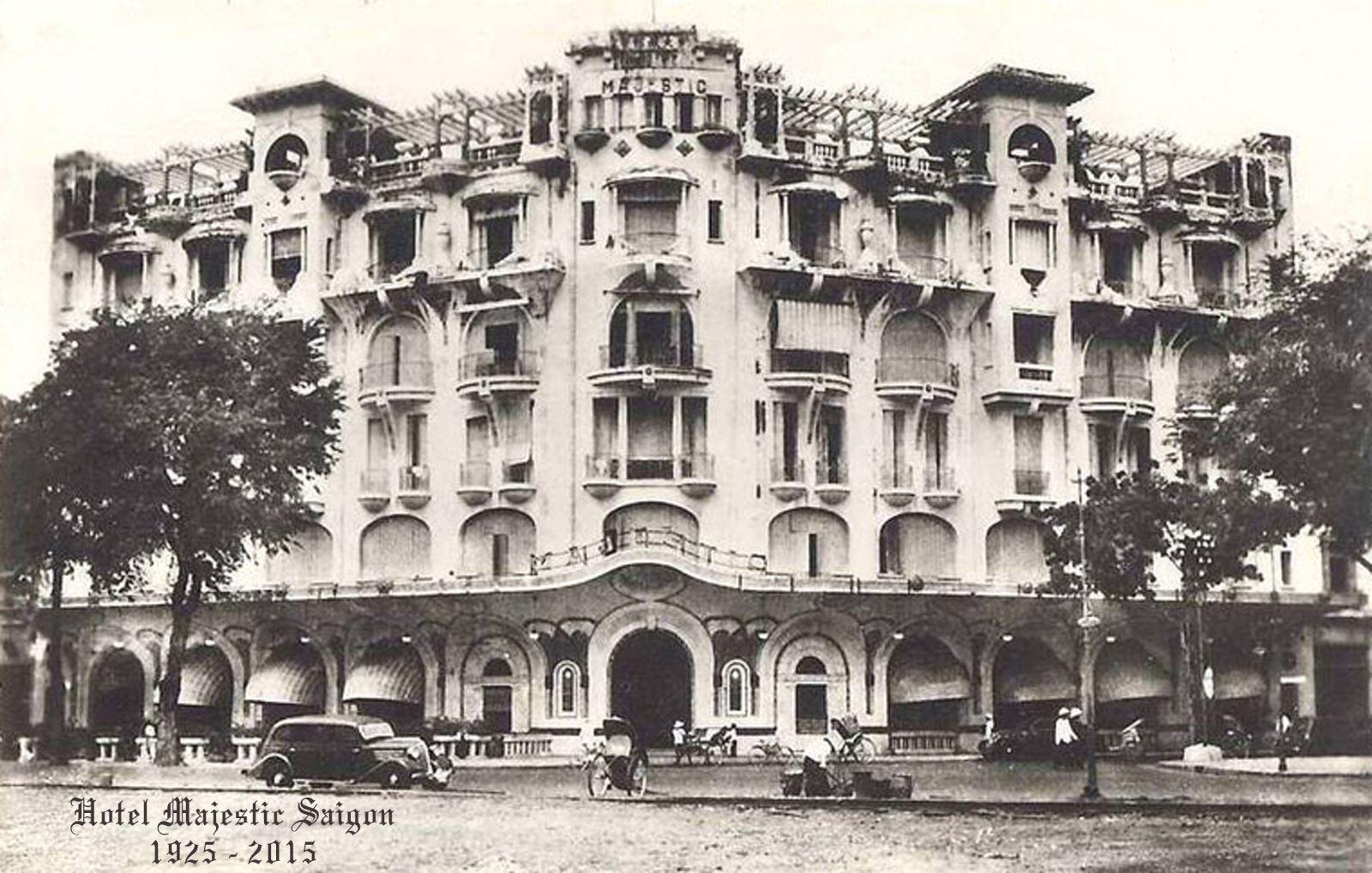 Hotel Majestic art noveau