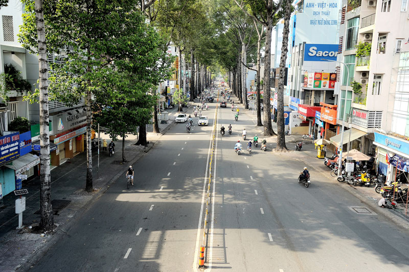 Ho Chi Minh City reopens