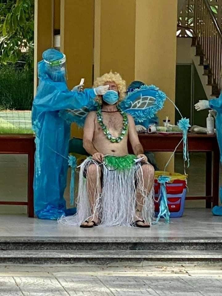 carnival costumes covid-19 test 2