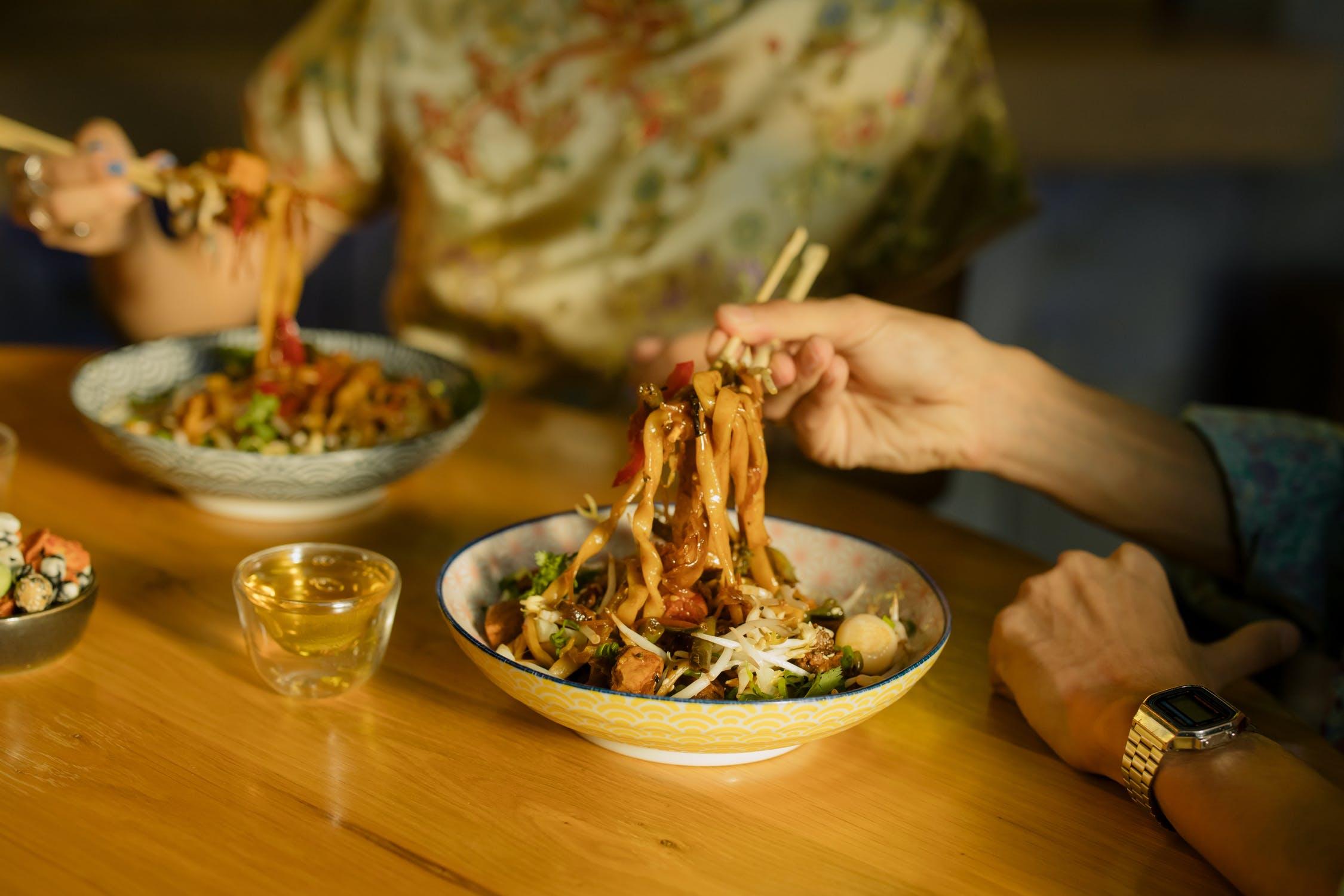 vietnam etiquette - finish everything in bowl