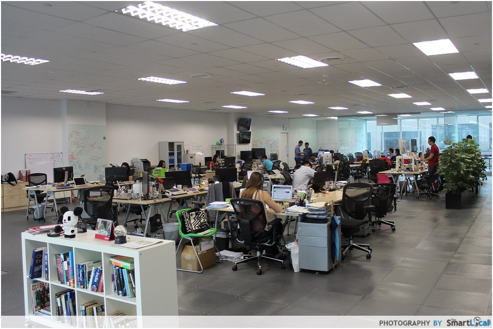 Coolest Offices in Singapore - Viki Office Tour and