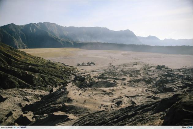 Sea of Sand Bromo