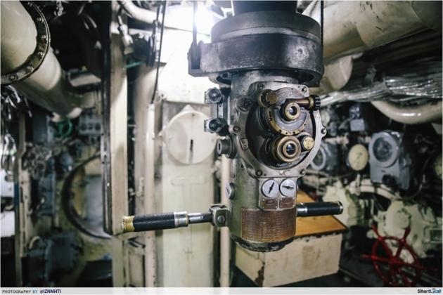 Submarine Museum Kapal Selam