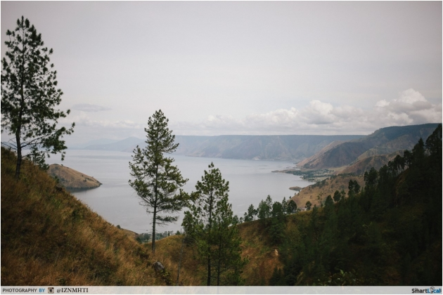 Lake Toba North
