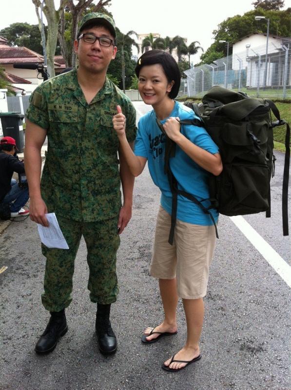totally singaporean