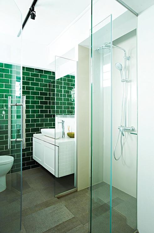hdb toilet design
