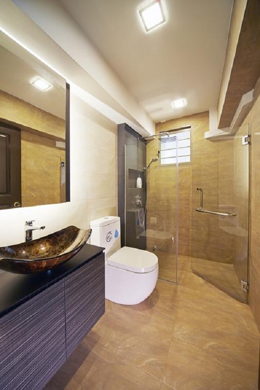 hotel toilet design