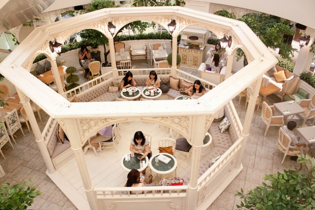 Unique Cafes in Singapore