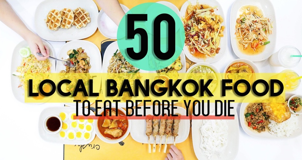 Best Bangkok Food