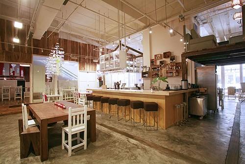 Cool Malaysia restaurants