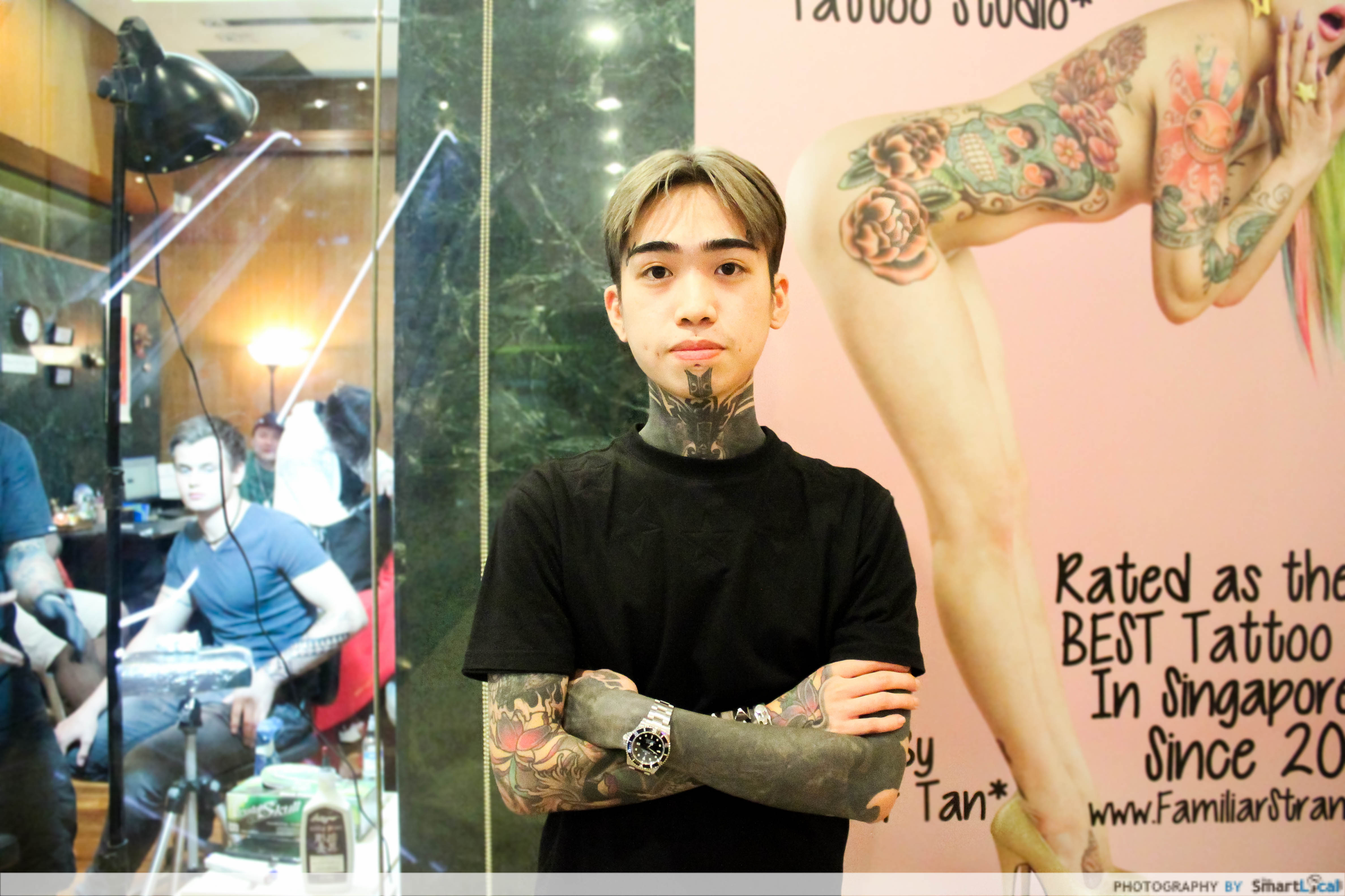 Tattoo Artists of Singapore & Questions You\'ve Always Wanted To Ask Them