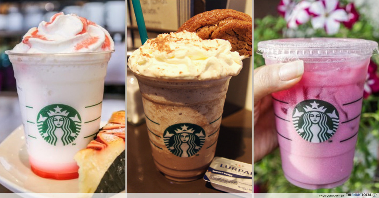 12 Starbucks Secret Menu Items To Order In Singapore Revealed