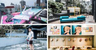 Oakwood Studios Singapore staycation