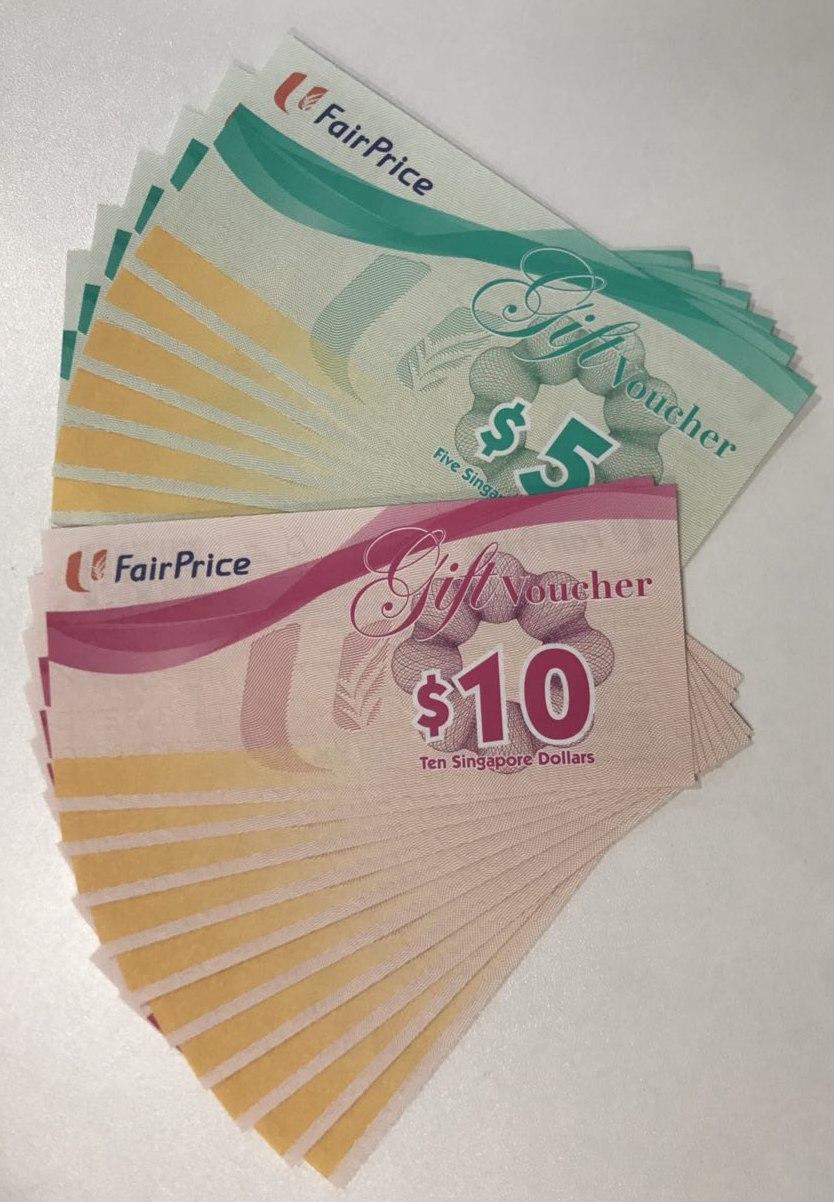 FairPrice Finest Festival 2018 - Vouchers