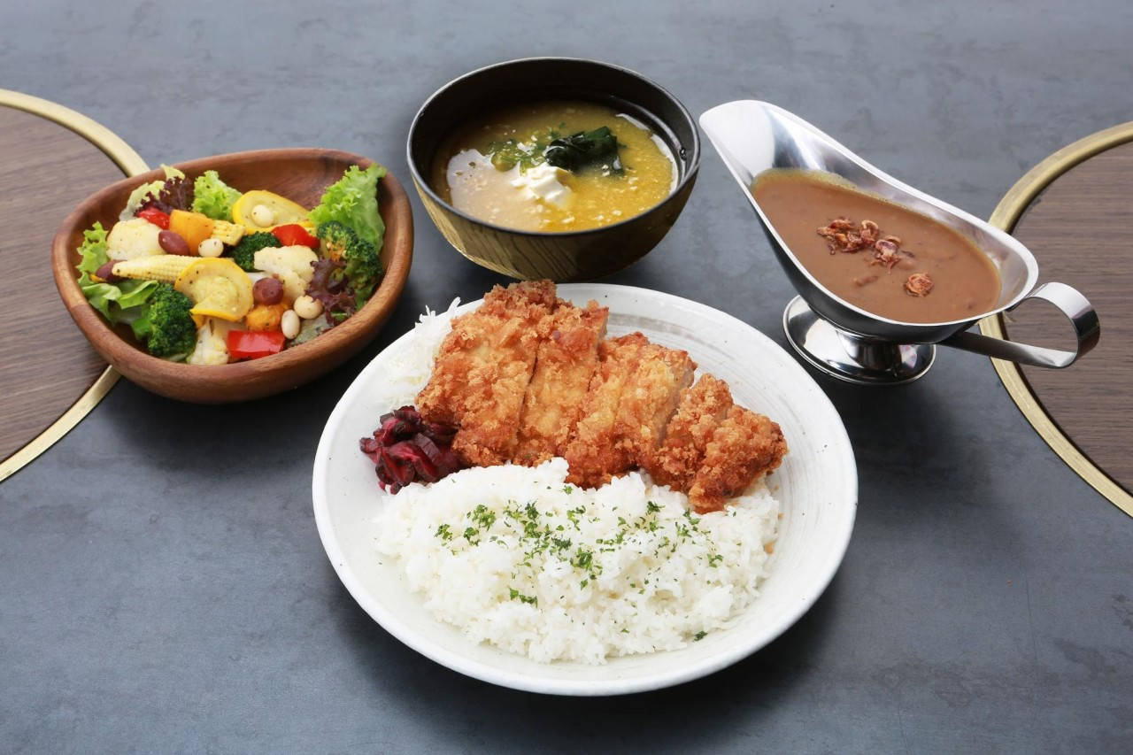 CHIJMES weekday lunch promo - Renga-Ya