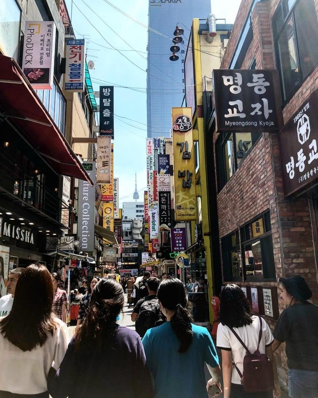 Hotels in Seoul near Myeongdong