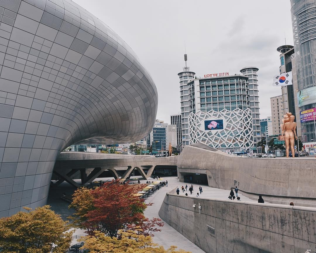 Hotels in Seoul - Dongdaemun