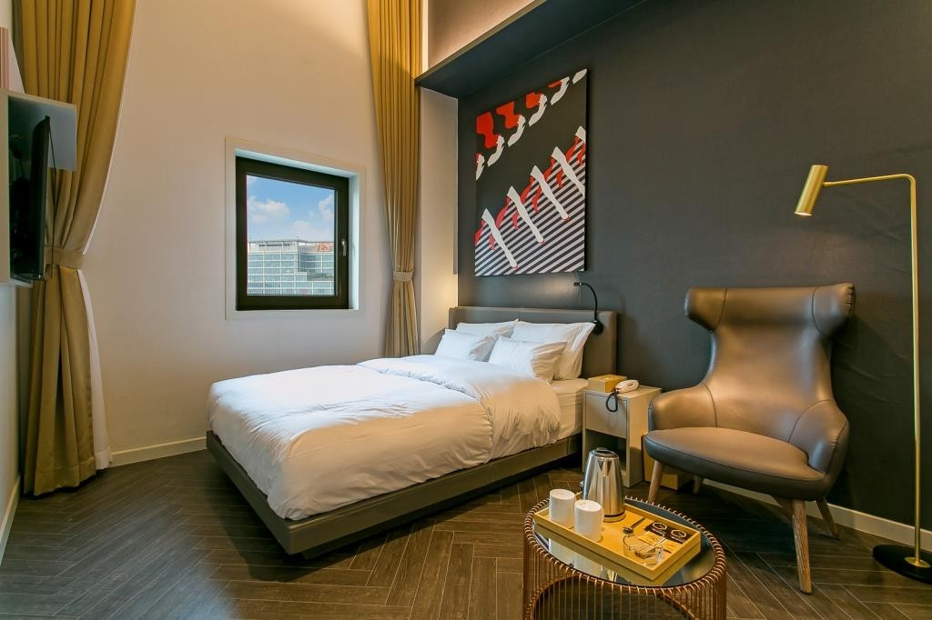 Hotels in Seoul - Ewha Women's University - H Avenue Hotel Idae Shinchon