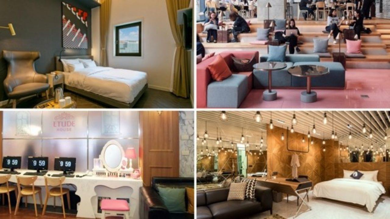 10 Hotels In Seoul Near Popular Shopping Districts From 70