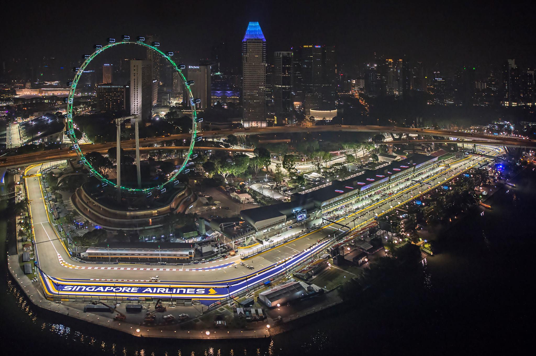 F1 Singapore 2018 - Singapore Grand Prix