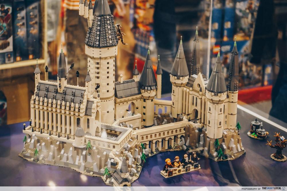 LEGO - Harry Potter Hogwarts Castle