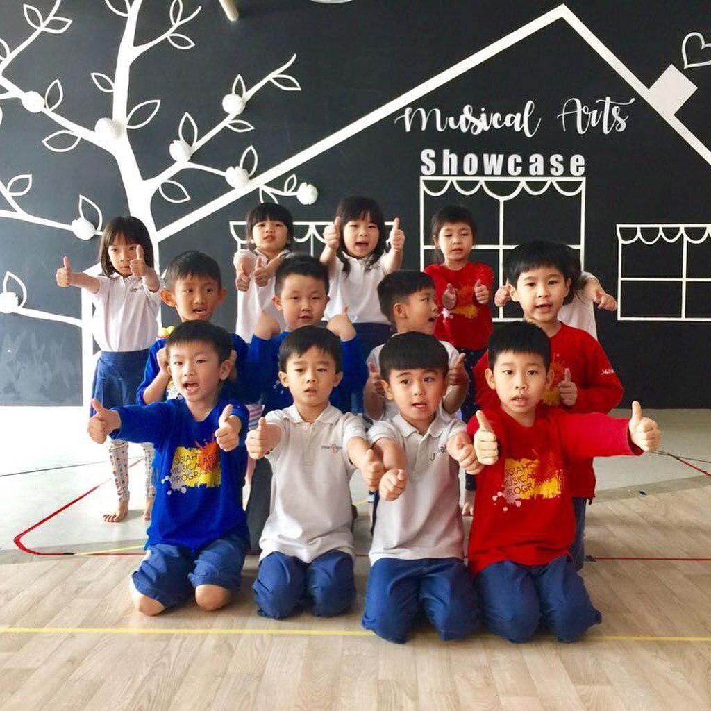 josiah montessori singapore kindergarten