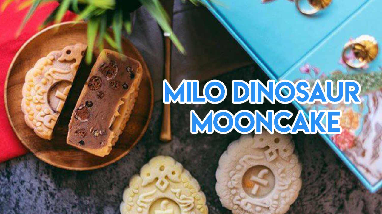mid autumn mooncake