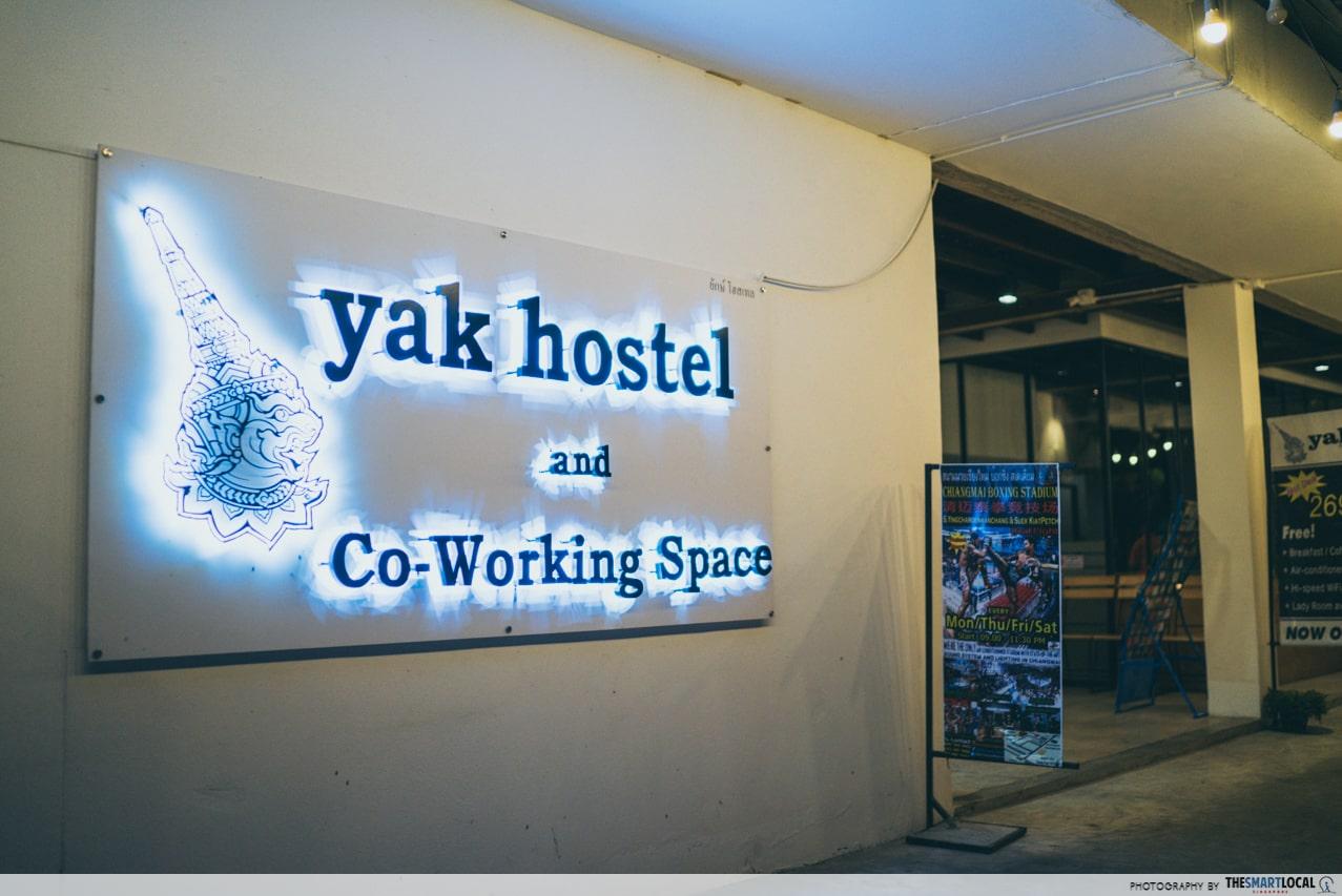 yak hostel