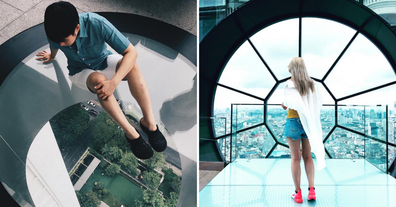 Rooftop bars in Bangkok with views