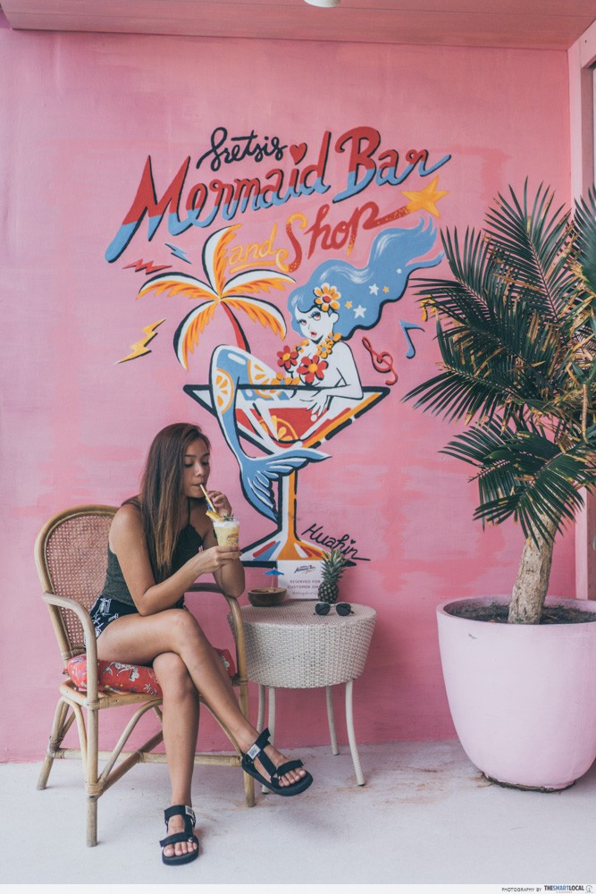 mermaid bar