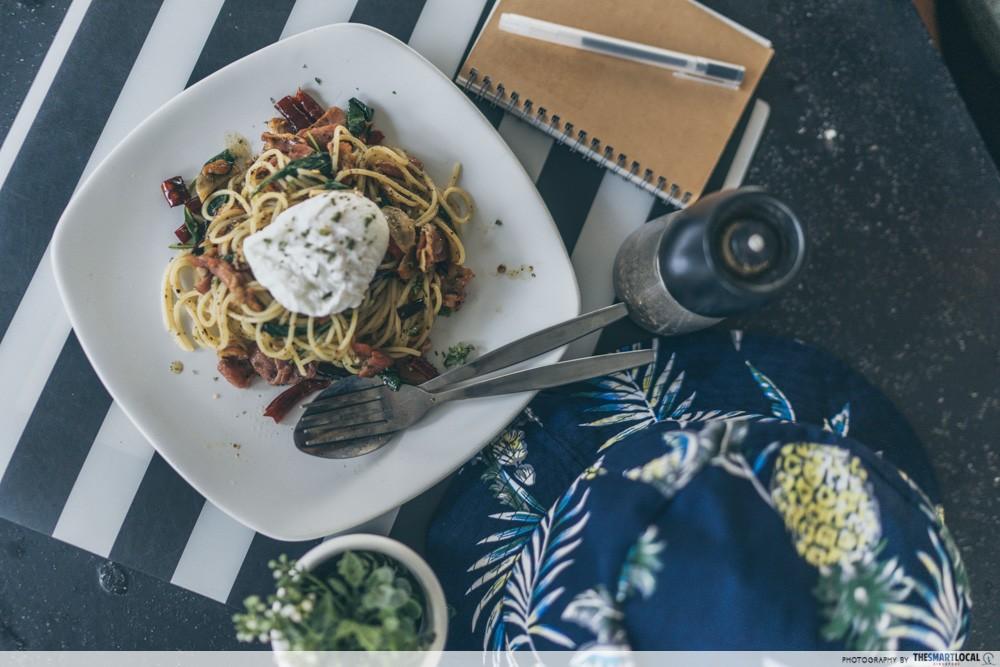 seenspace spaghetti