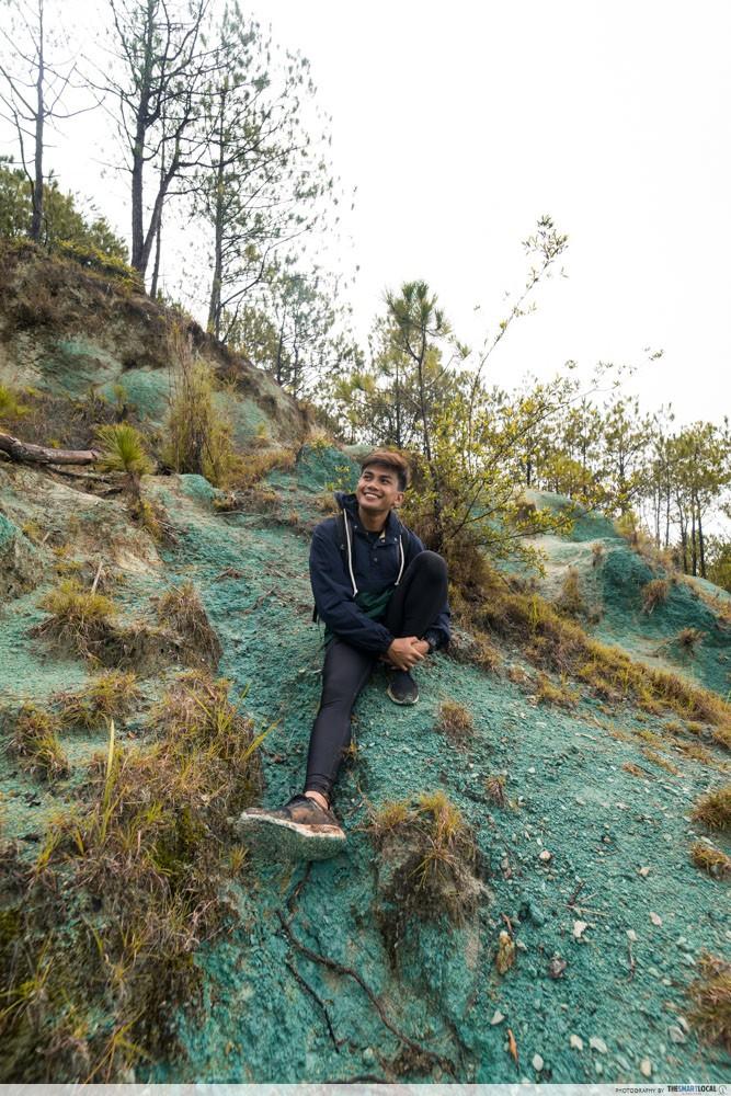 Blue Hills Sagada