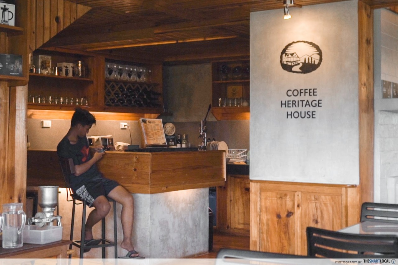Coffee Heritage House Sagada