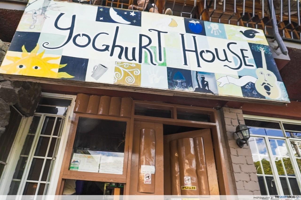 Yoghurt House Sagada