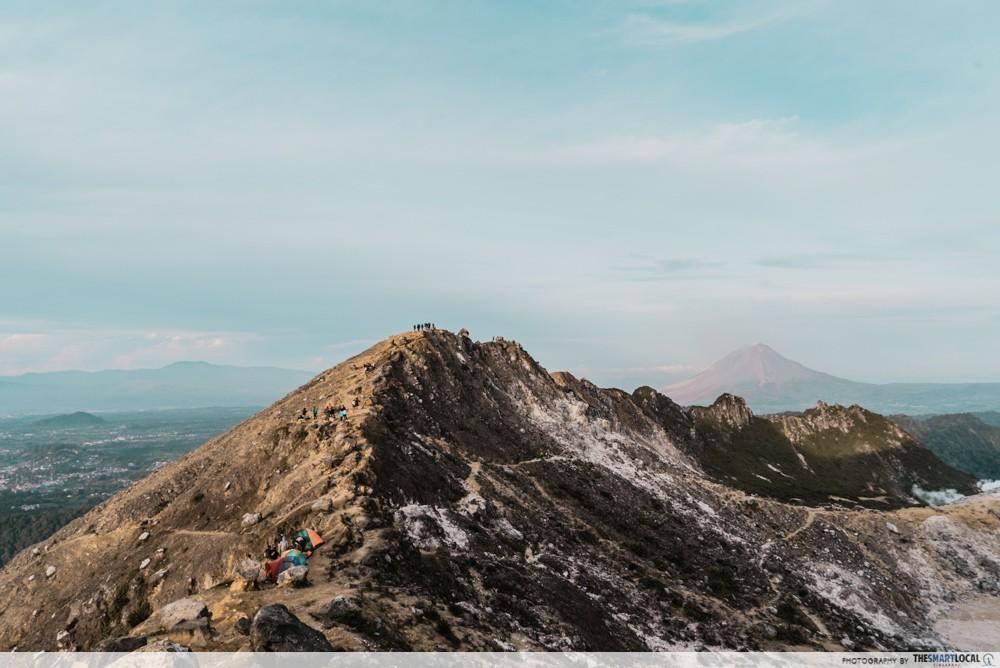 Mount Sibayak Medan
