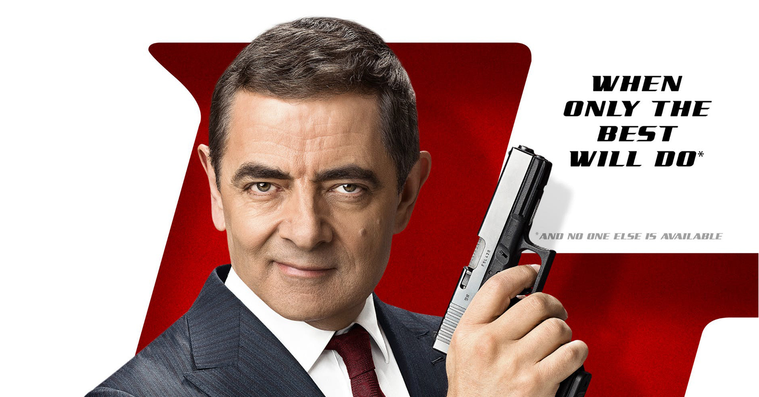 Johnny English Strikes Again - Poster cover image
