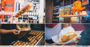 Dotonbori food guide