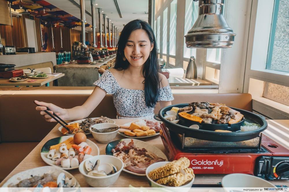 Mookata - Chope Online Food Festival