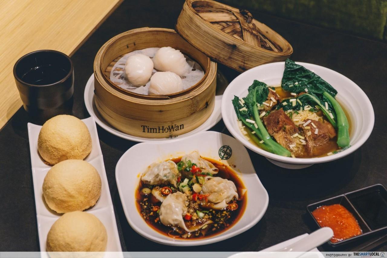 Chope Online Food Festival - Tim Ho Wan