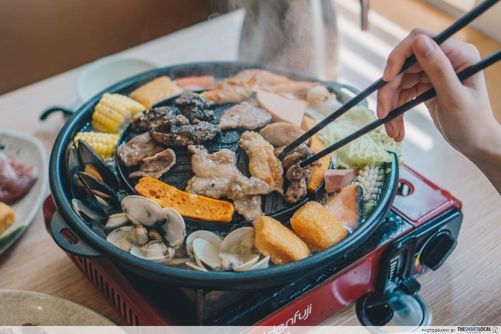 Chope Online Food Festival - Mookata