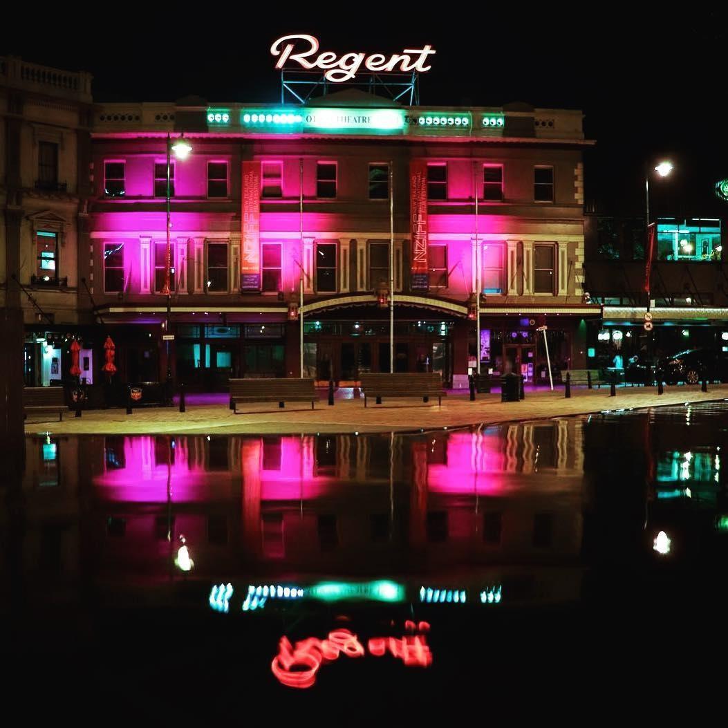regent theatre dunedin