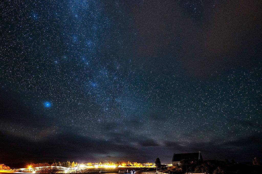 unesco dark sky reserves tekapo