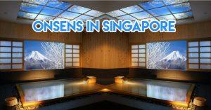 Onsen in Singapore